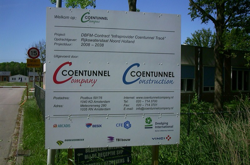 coentunnel construction